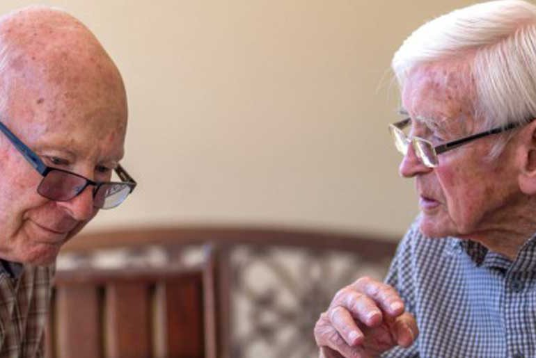 Elderly-Companionship